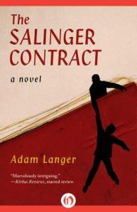cover image of the salinger contract