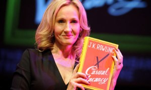 JK Rowling's The Casual Vacancy
