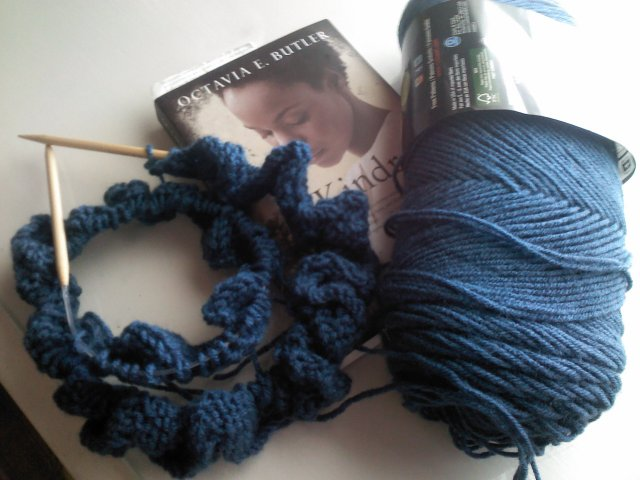 yarn along oct 23
