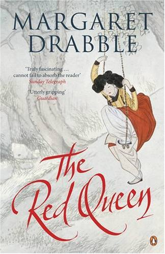 cover image of the red queen