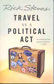Travel as a political act cover image