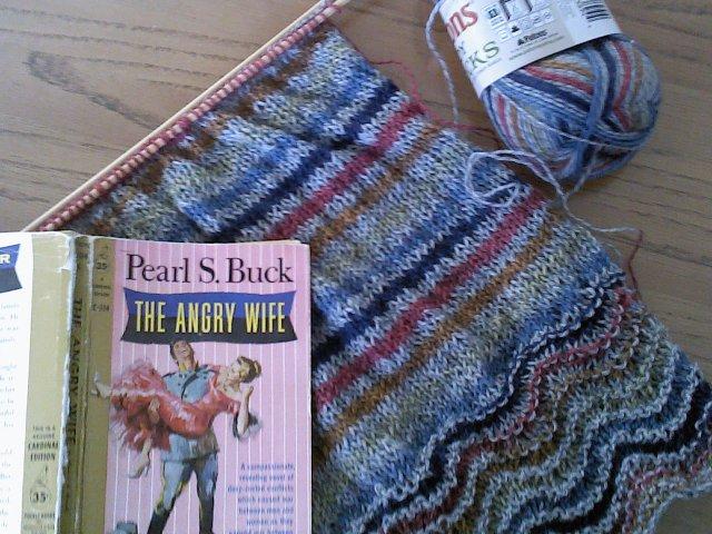 yarn along 11.13.13