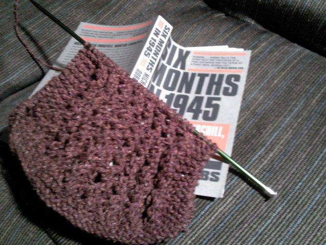 yarn along 11.27.13
