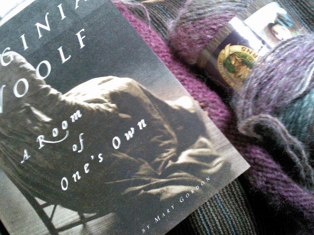 Yarn Along 3.12.14
