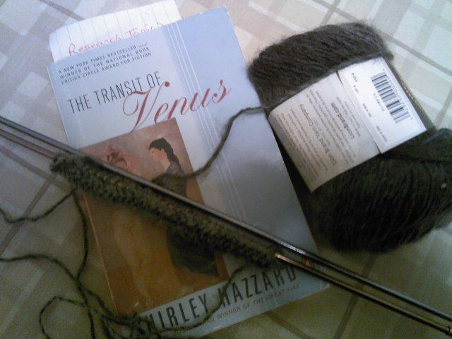 Yarn Along 3.5.14