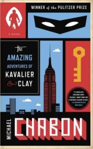 kavalier and clay cover 2