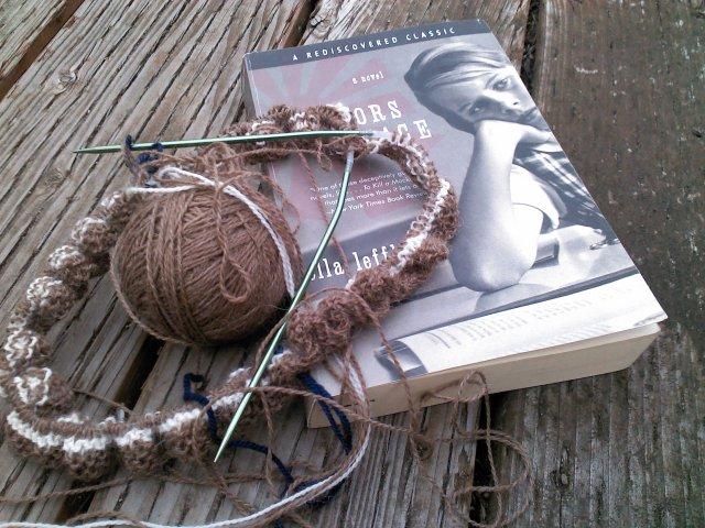 Yarn Along July 9