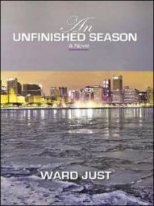 ward just an unfinished season