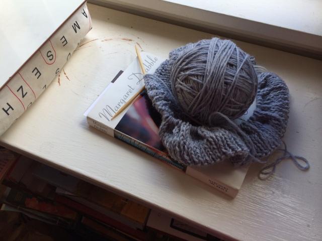 Yarn Along 10.1.14
