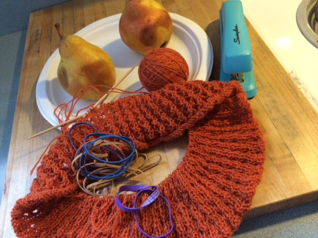 Yarn Along 10.15.14