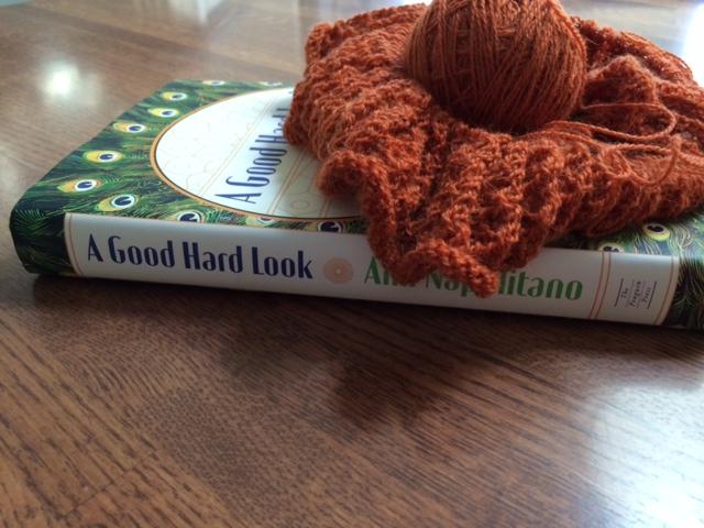 Yarn Along 10.8.2014