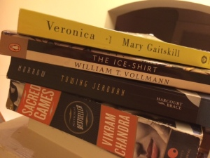 photo of books from boulevard