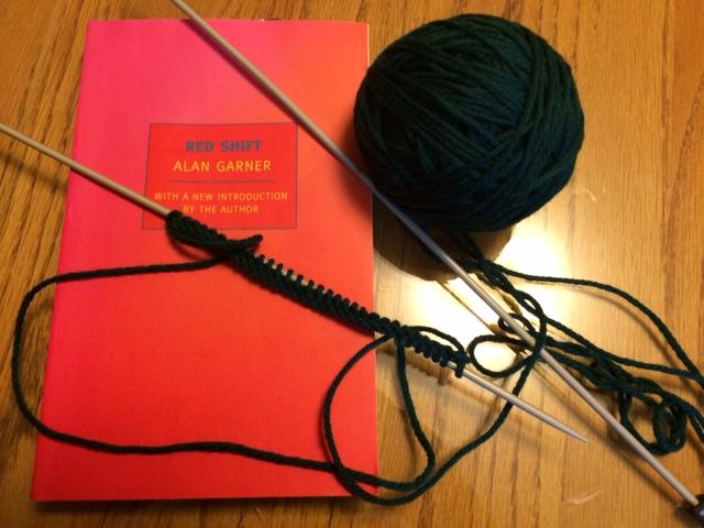 Yarn Along 11.5.14.2