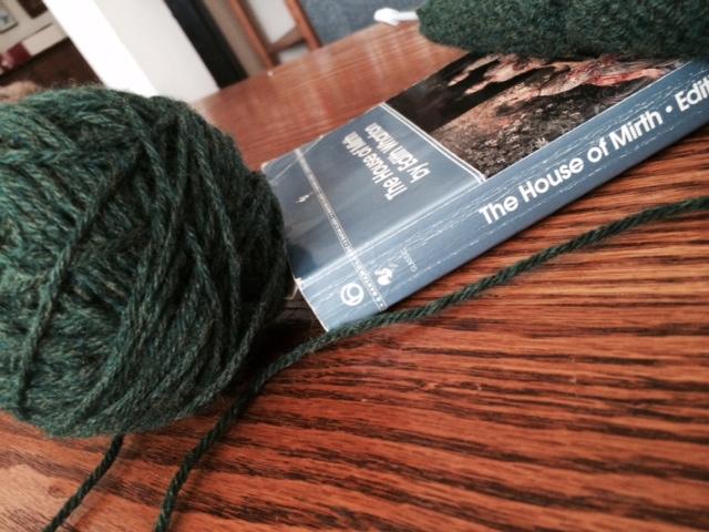 Yarn Along 12.17.14