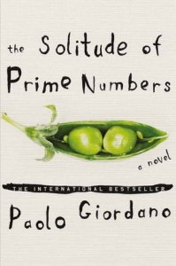 cover image of the solitude of prime numbers
