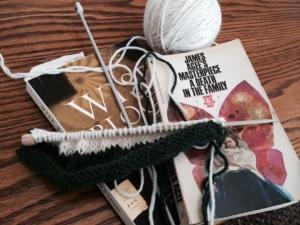 Yarn Along 1.14.15