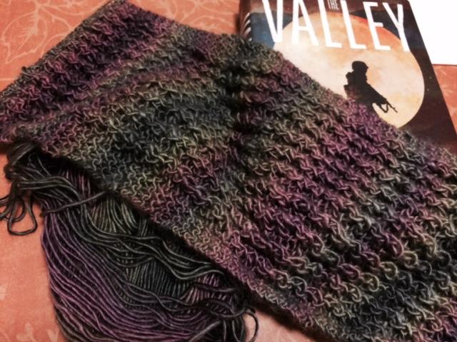 Yarn Along 3.18.15