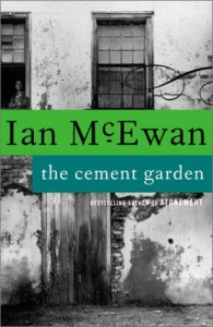 the cement garden cover image