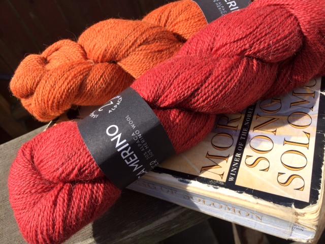 Yarn Along 5.13.15