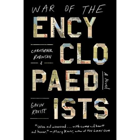 cover image of war of the encyclopaedists