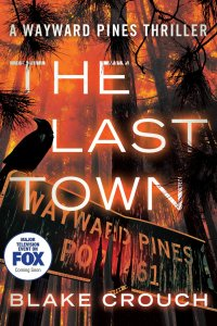 The Last Town cover
