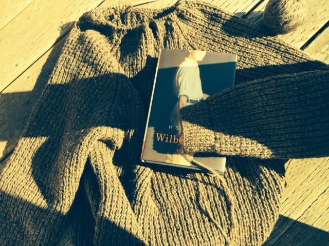Yarn Along photo 10.14