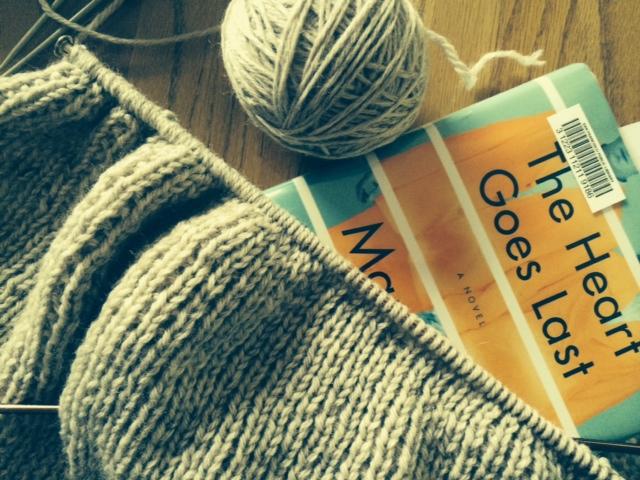Yarn Along 12.9.15