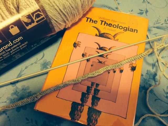 Yarn Along photo 12.2