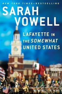 Lafayette in the somewhat united states cover photo