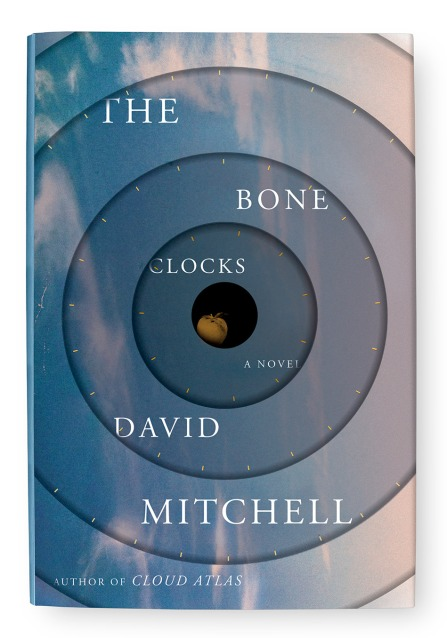 Bone clocks cover