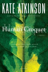 Human Croquet cover image