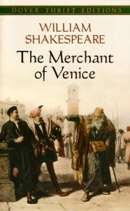 Merchant of Venice cover image