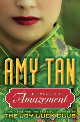 the Valley of Amazement cover