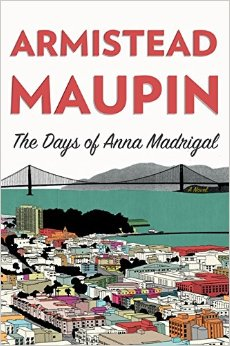 days of anna madrigal cover