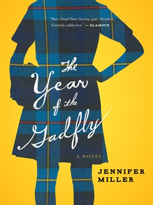 the year of the gadfly cover